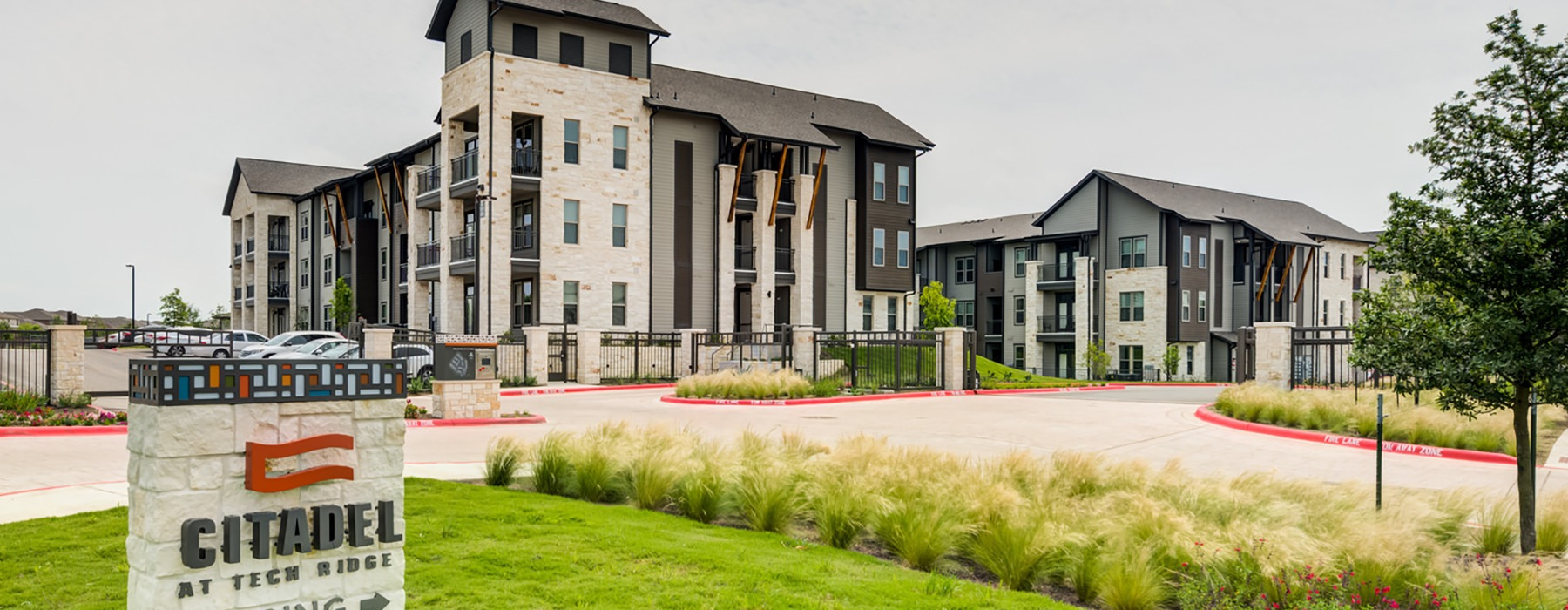 Exterior image of Citadel at Tech Ridge
